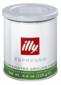 Illy Decaffeinated Ground Coffee 125g